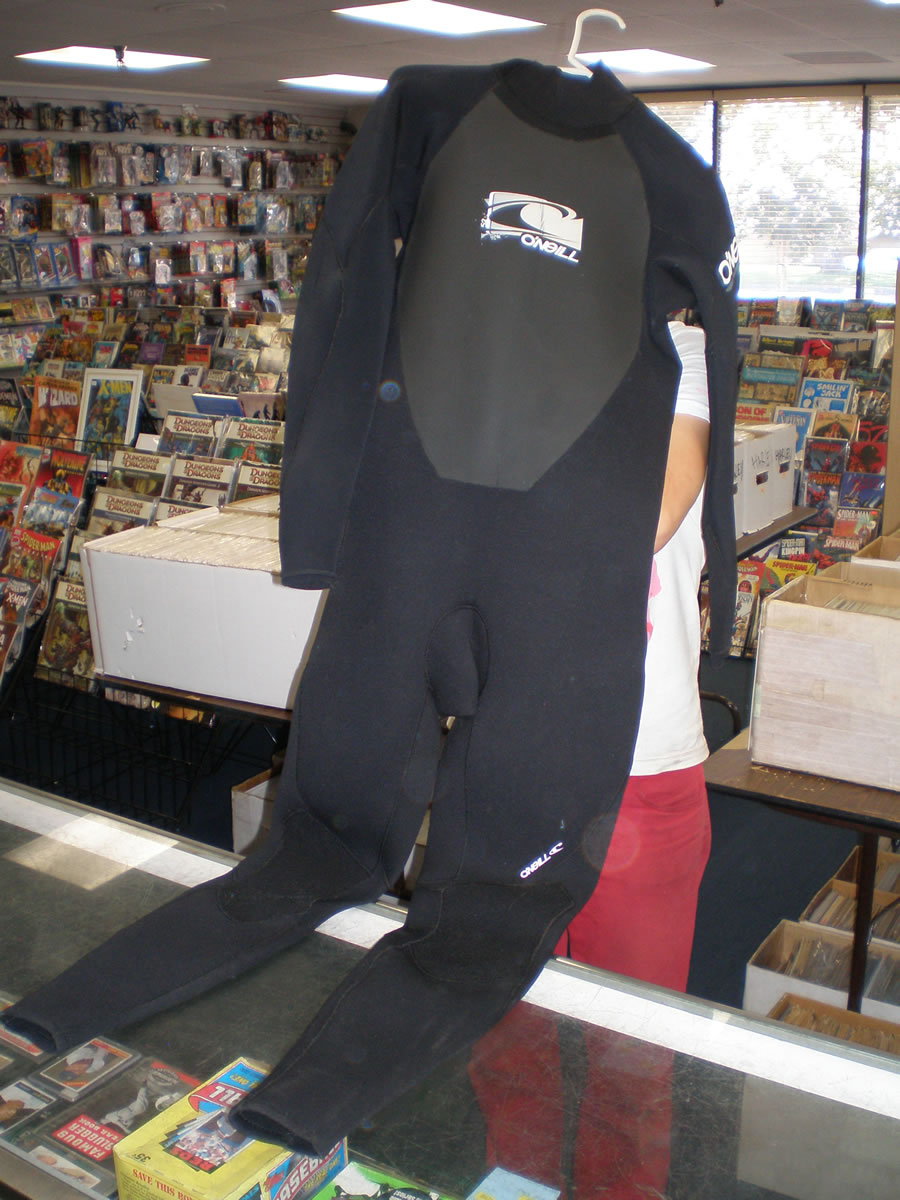 O'NEILL EPIC 1 LARGE MALE WETSUIT # 2001, 6.0 FN