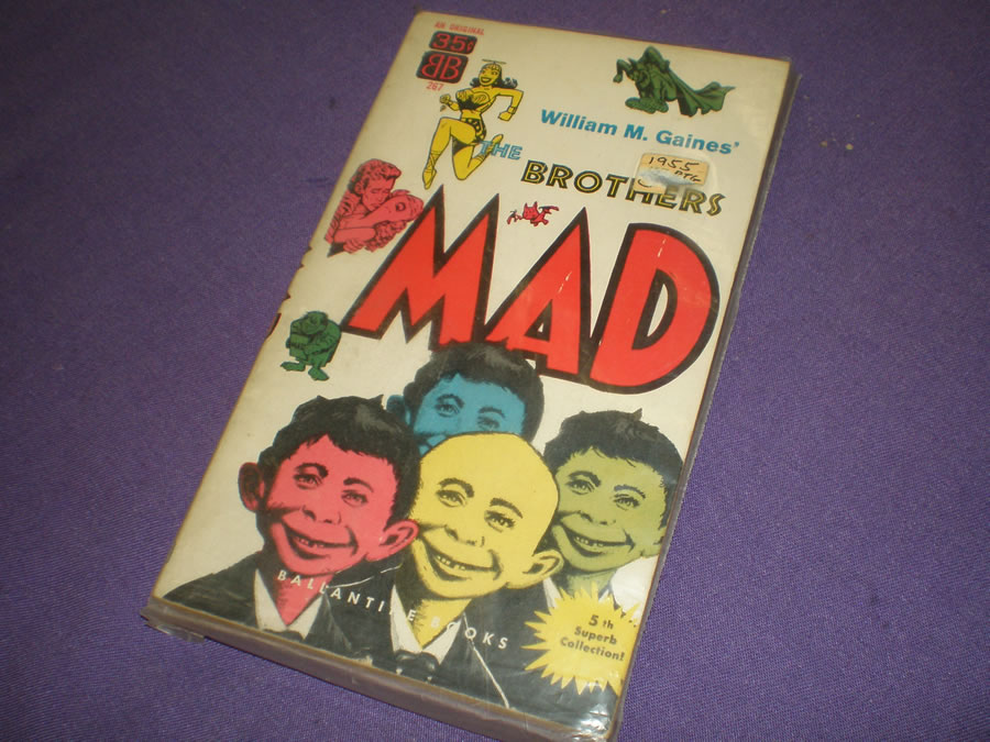 THE BROTHERS MAD # 1955, 6.0 FN