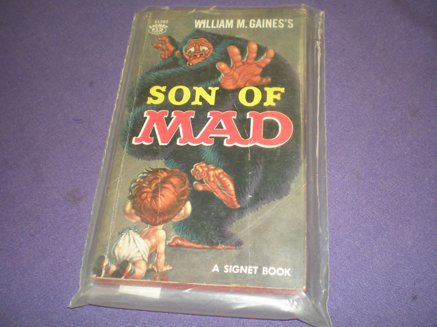 SON OF MAD # 1959, 3.0 GD/VG