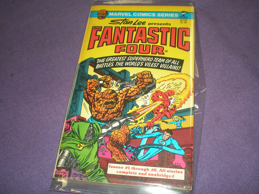 STAN LEE PRESENTS FANTASTIC FOUR # 1966, 8.0 VF