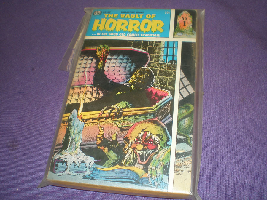 THE VAULT OF  HORROR NUMBER 1 # 1965, 8.0 VF