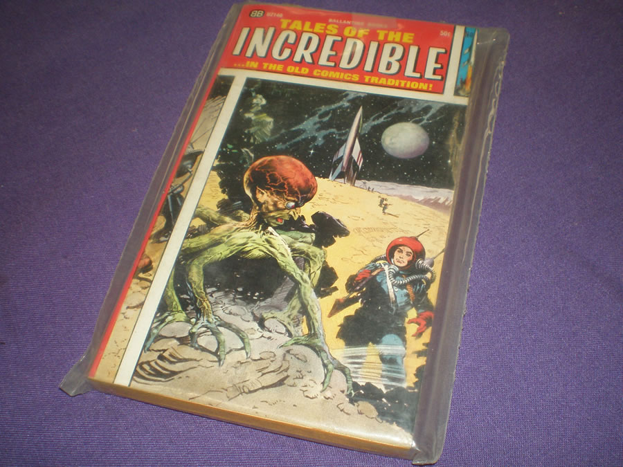 TALES OF THE INCREDIBLE # 1965, 8.0 VF