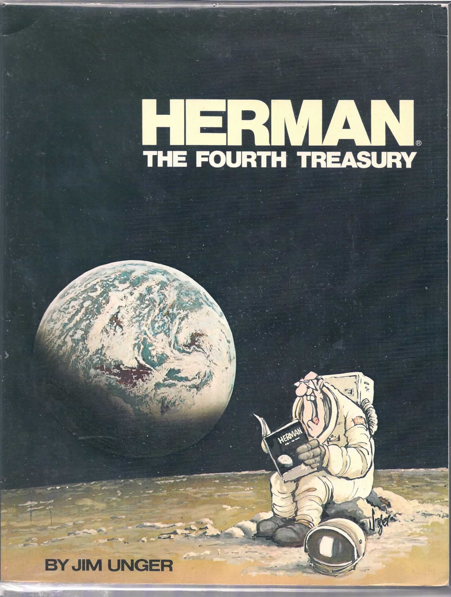 HERMAN FOURTH TREASURY # 4; 4.5 VG +